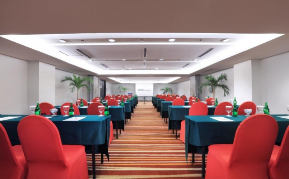 Meeting room di Aston Palembang Hotel & Conference Center