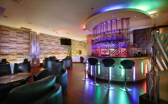 bar di Aston Pontianak Hotel and Convention Center