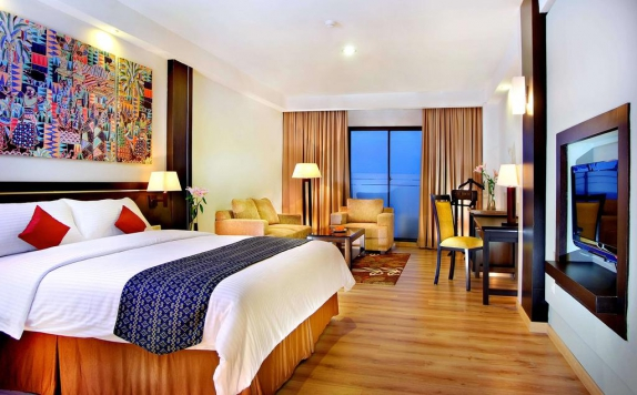 guest room di Aston Pontianak Hotel and Convention Center