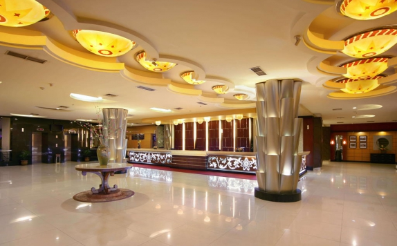 Interior di Aston Pontianak Hotel and Convention Center
