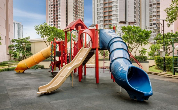 Kids Playground di Aston Rasuna