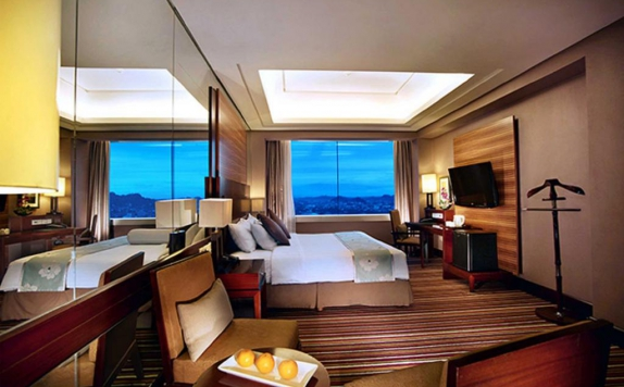 Guest room di Aston Samarinda Hotel And Convention Center