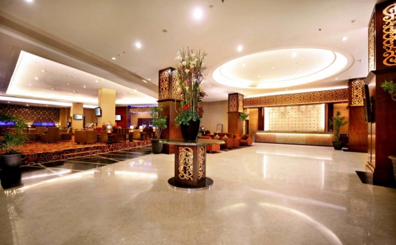 Lobby di Aston Samarinda Hotel And Convention Center