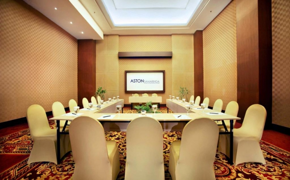 Meeting room di Aston Samarinda Hotel And Convention Center
