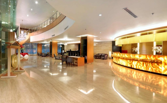 Lobby di Aston Semarang Hotel and Convention Center