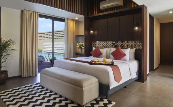 Guest room di Aston Sentul Lake Resort & Conference Center