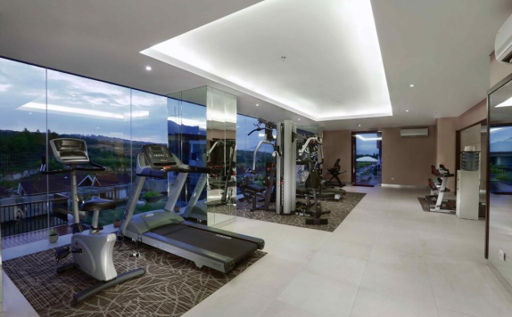 Gym di Aston Sentul Lake Resort & Conference Center