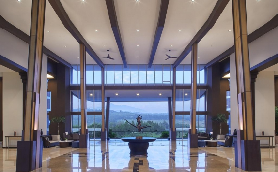 Interior di Aston Sentul Lake Resort & Conference Center