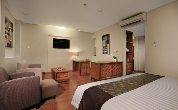 Guest room di Aston Tanjung City Hotel