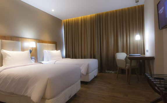 Guest Room di Avenzel Hotel and Convention