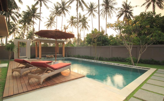 Swimming Pool di Bale Mandala Villas