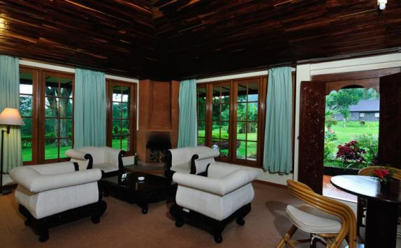 interior di Handara Golf & Resort Bali
