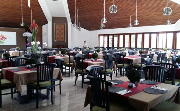 restaurant di Handara Golf & Resort Bali