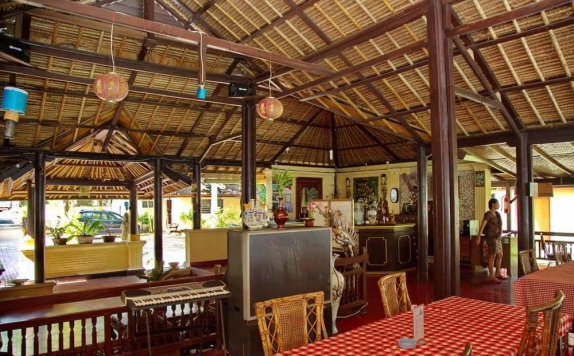 Restaurant di Bali Lovina Beach Cottages