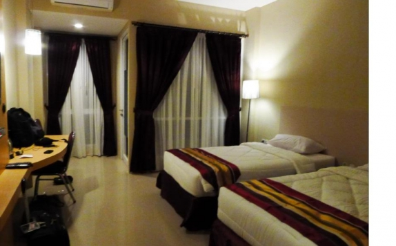Guest Room di Bangka City Hotel