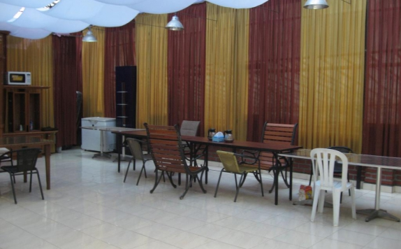 meeting room di Bantal Guling Villa