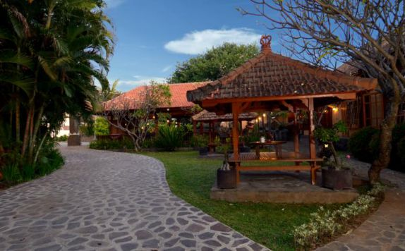 Entrance di Banyualit Spa & Resort