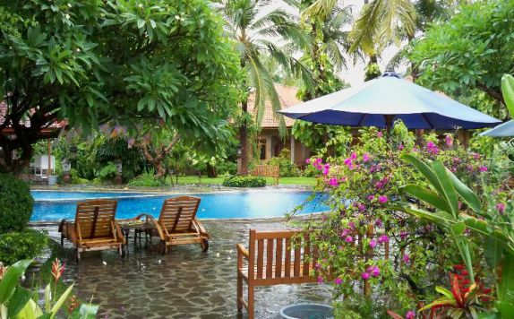 Swimming Pool di Banyualit Spa & Resort