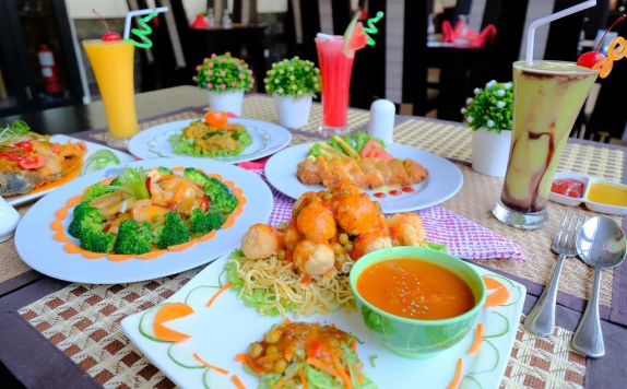 Food & Beverages di Batam Harbour Boutique Hotel and Spa