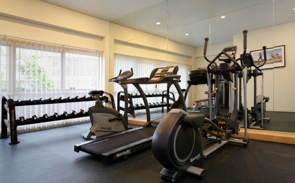 Gym and Fitness Center di Batiqa Hotel and Karawang Apartement