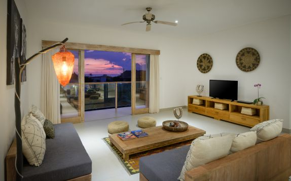 TWO BEDROOMS APARTMENT LIVING di Canggu beach apartments