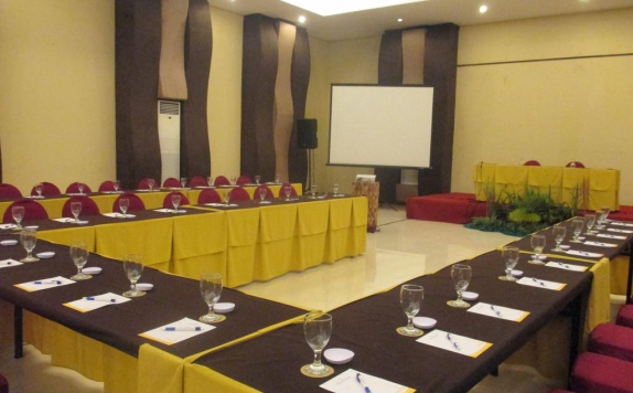 Meeting room di BeSS Resort & Waterpark Hotel and Convention