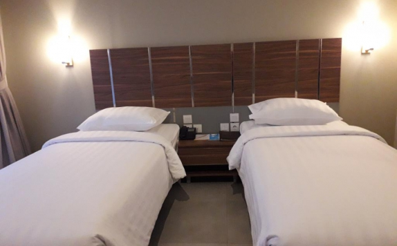 Tampilan Bedroom Hotel di BeSS Resort & Waterpark Hotel and Convention