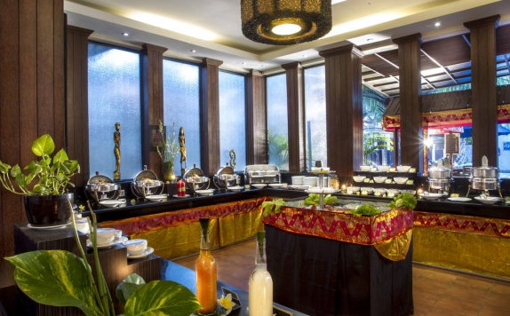 Foods and Beverage di Best Western Kuta Villa