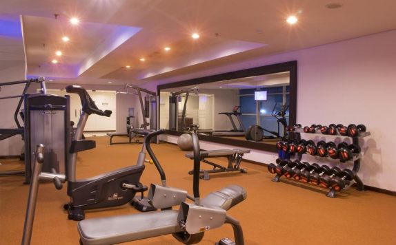 Fitness Center di Best Western Plus Coco Palu