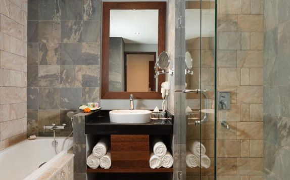 Bathroom di Best Western Premier Agung Resort Ubud