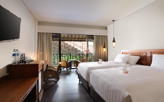 Bedroom di Best Western Premier Agung Resort Ubud