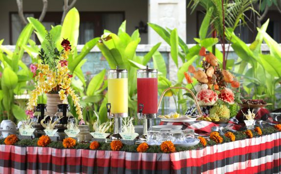Food & Drink di Best Western Premier Agung Resort Ubud