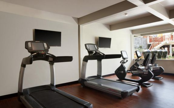 Gym Center di Best Western Premier Agung Resort Ubud