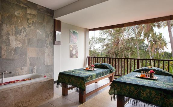 Spa di Best Western Premier Agung Resort Ubud