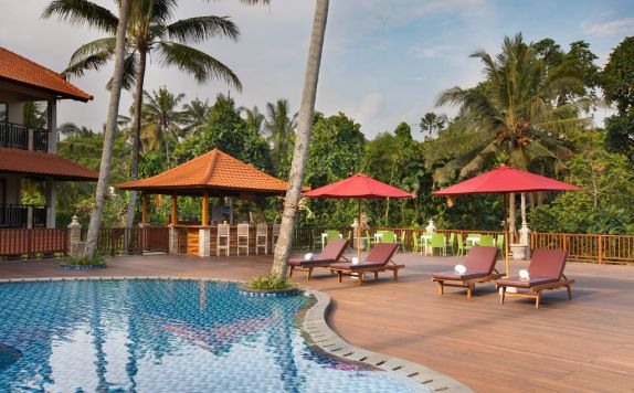 Swimming Pool di Best Western Premier Agung Resort Ubud