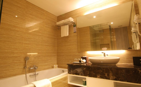 Bathroom di Best Western Premier Panbil