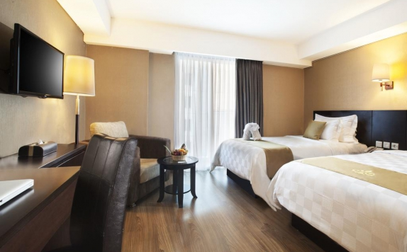 Guest Room di Best Western Premier The Hive