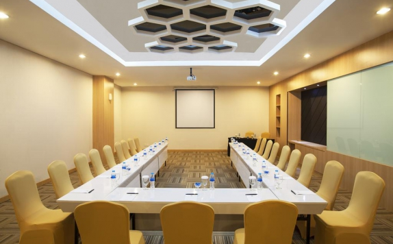 Meeting room di Best Western Premier The Hive