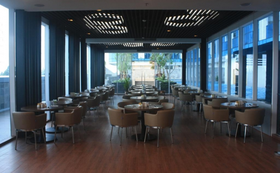 Restaurant di Best Western Premier The Hive
