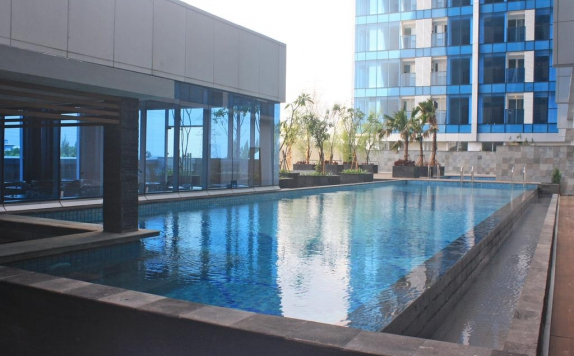 Swimming Pool di Best Western Premier The Hive