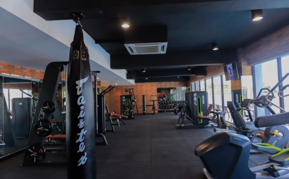 Gym di Beverly Hotel Batam