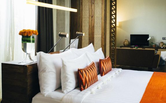 Double Bed Room Hotel di Bisma Eight