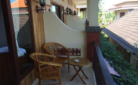 Terrace di Bisma Sari Resort Ubud