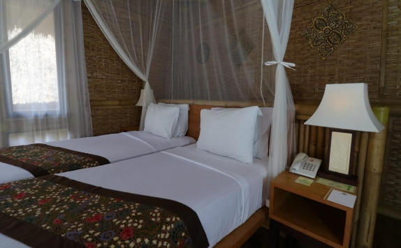 Guest Room di Biyukukung Suites and Spa Ubud