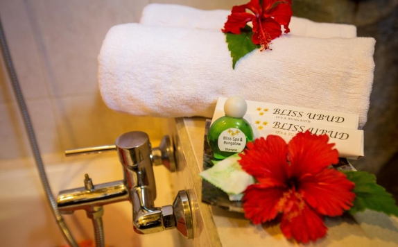 Amenities di Bliss Ubud Spa & Bungalow