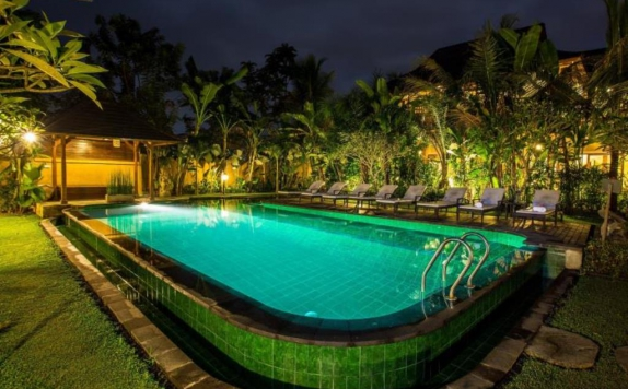Swimming Pool di Bliss Ubud Spa & Bungalow