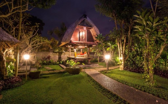 Taman di Bliss Ubud Spa & Bungalow
