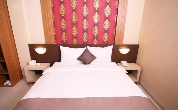 Guest Room di Bluebells Express Hotel