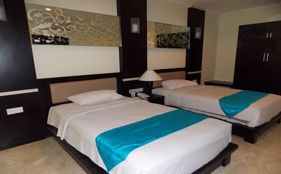 Deluxe Twin di Blue Point Bay Villas & Spa