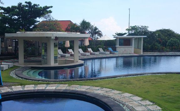 Swimming Pool di Blue Point Bay Villas & Spa